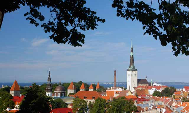 Glory of Old Tallinn