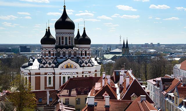 Panoramic Tallinn