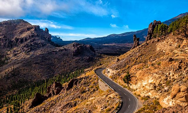 Canadas del Teide Panorama