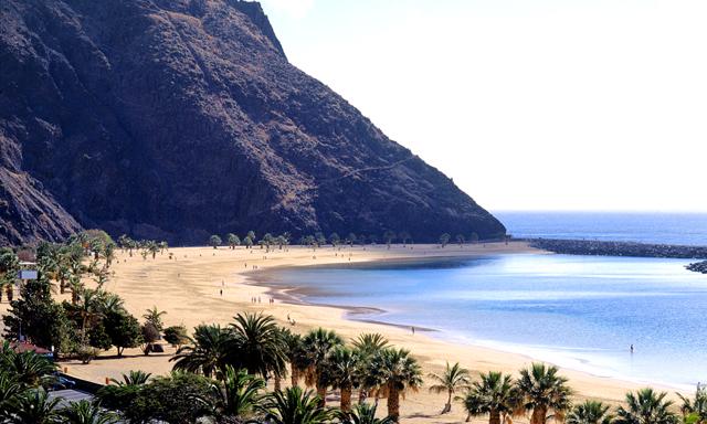 Las Americas Beach Transfer, Tenerife