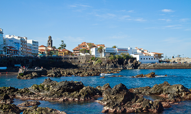 Puerto de la Cruz On Your Own