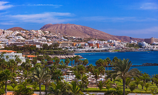 Tenerife City Sights