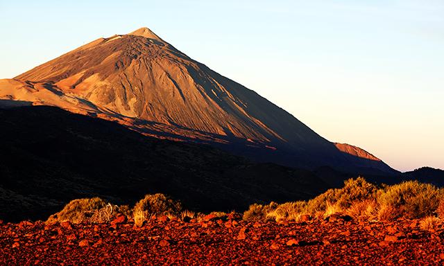 Volcanoes of Tenerife