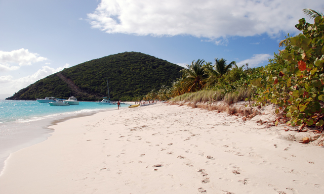 Escape to Jost Van Dyke