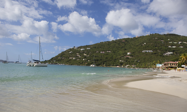 Tortola Beach Break