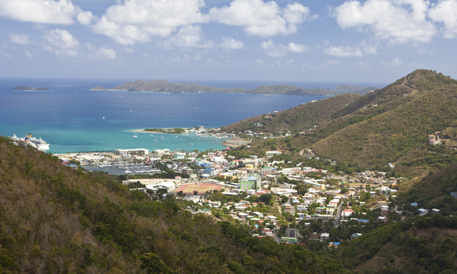 Best Views of Tortola & Beach