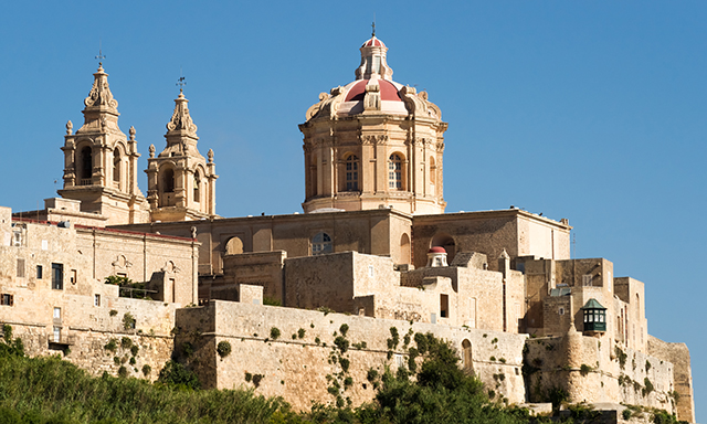Accessible Grandmaster's Palace & Mdina