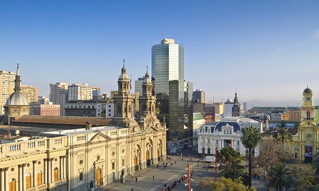 Santiago City Tour and Airport Transfer