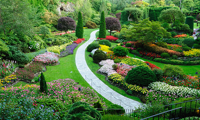 Taste of Vancouver Island and Enchanting Butchart Gardens