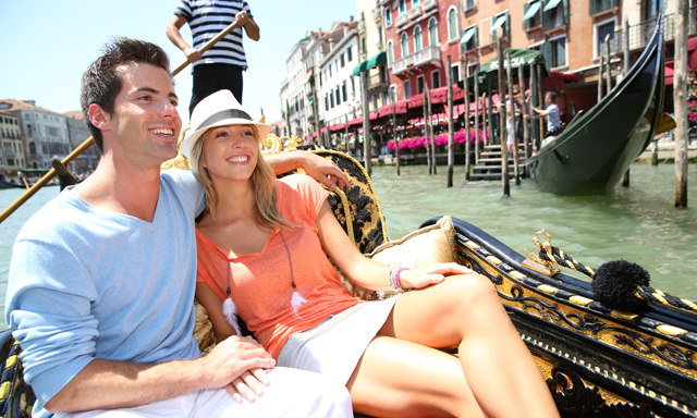 Romantic Gondola Ride for Couples
