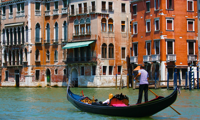 Murano Glassworks, San Giorgio & Gondola Ride
