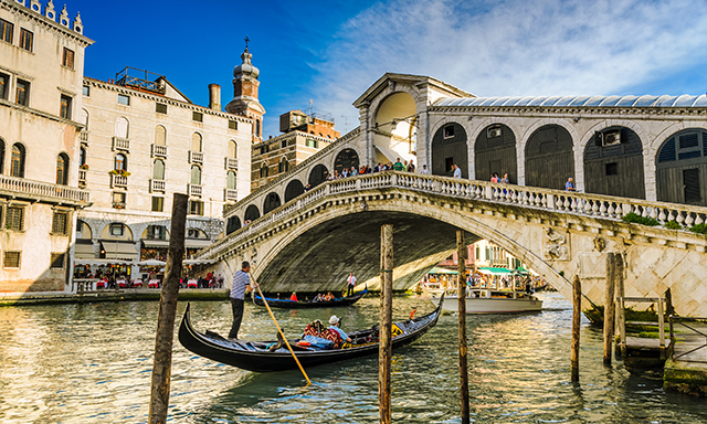 The Heart of Venice with Marco Polo Encounter