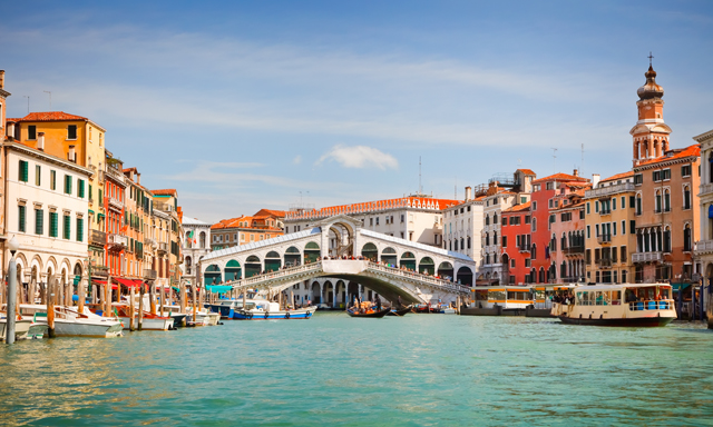 Secret Venice Walking Tour