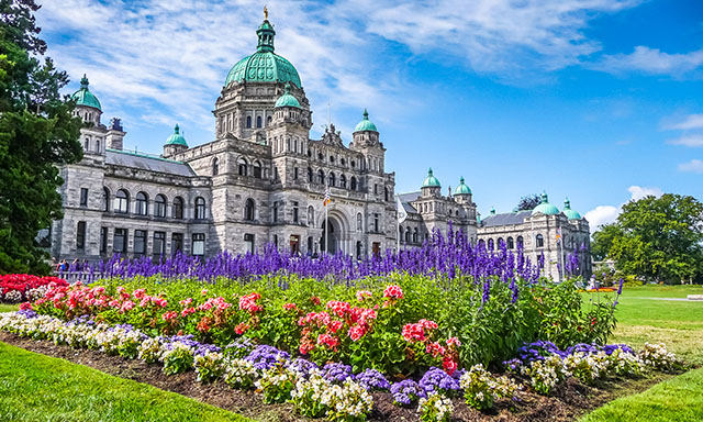 O Canada! Victoria Highlights