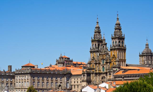 Santiago de Compostela - Half Day