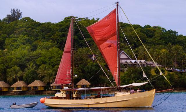 Dream Cove Sail and Snorkel Adventure