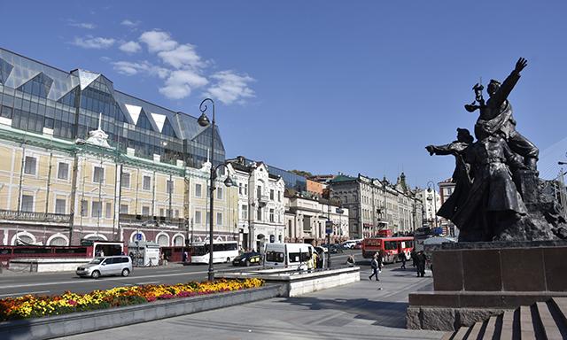 Highlights Of Vladivostok