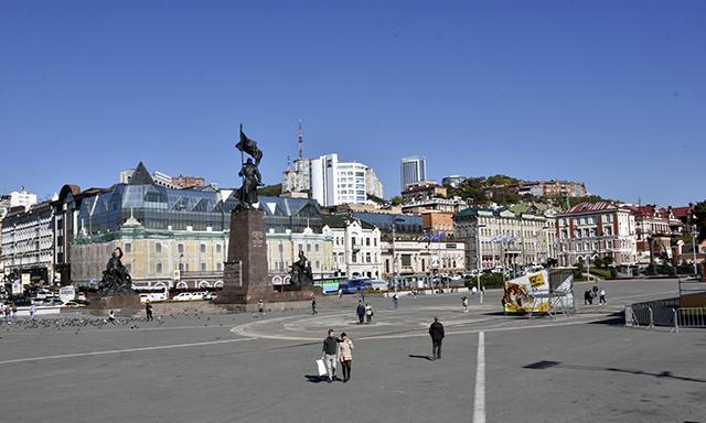 Panoramic Vladivostok