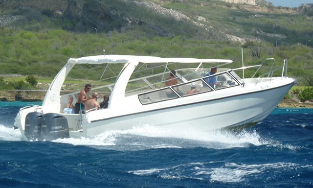 Speedboat Adventure and Snorkel