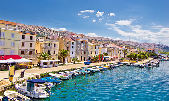 Ancient Town of Pag and Cheese Tasting