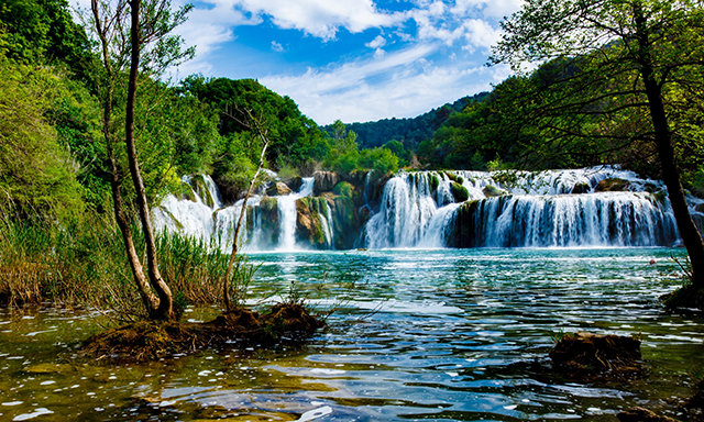Krka River National Park - Half Day